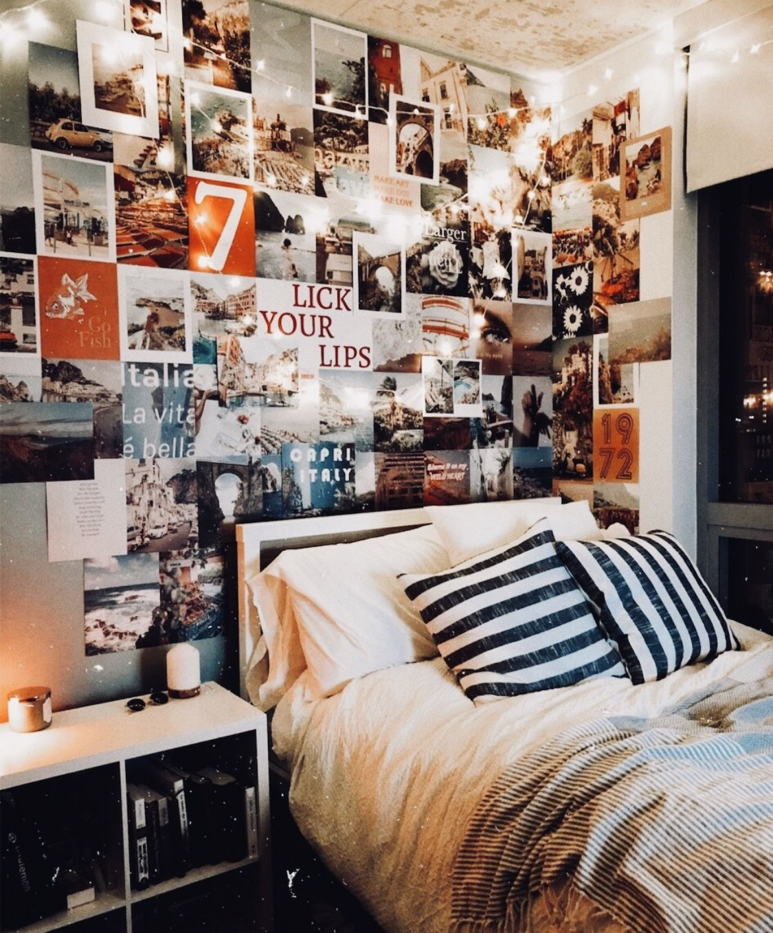 Collage Dorm Room List