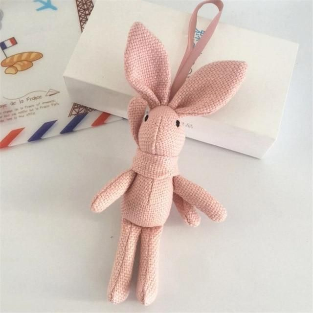 Booboo The Bunny - Pinky Bunny
