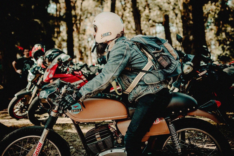 Cafe racer zanella minarelli Soria, Moped, Vehicles