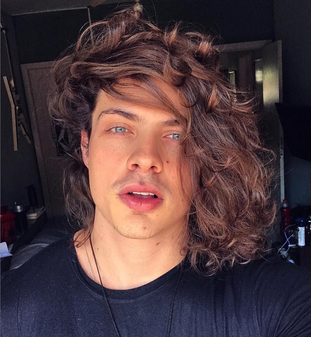Delafiori delafiori ig delafiori mens long haircuts ideas