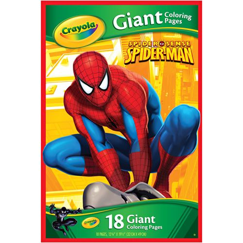Giant Coloring Pages Marvel Spiderman Daniel Spiderman Coloring Spiderman Coloring Pages
