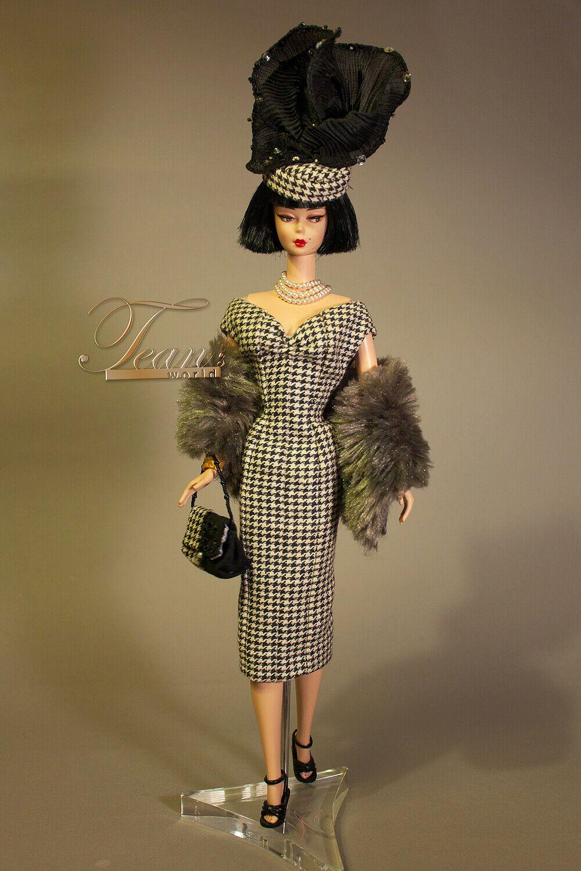 Ooak Barbie Silkstone Fashion Handmade By Tean Ebay Fashion Princess Outfits Barbie Fashion