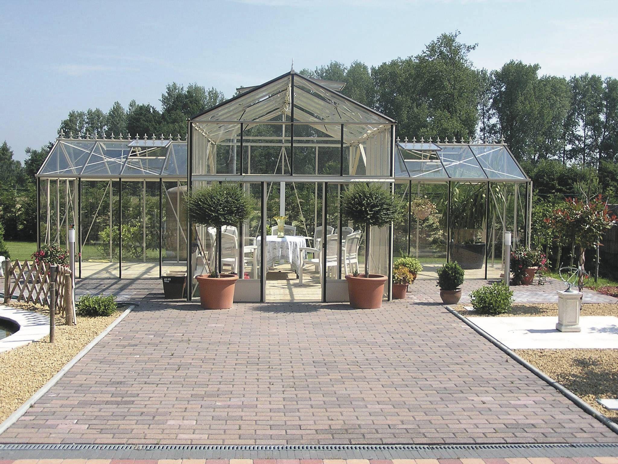 Orangerie freistehend (mit Bildern) Viktorianische