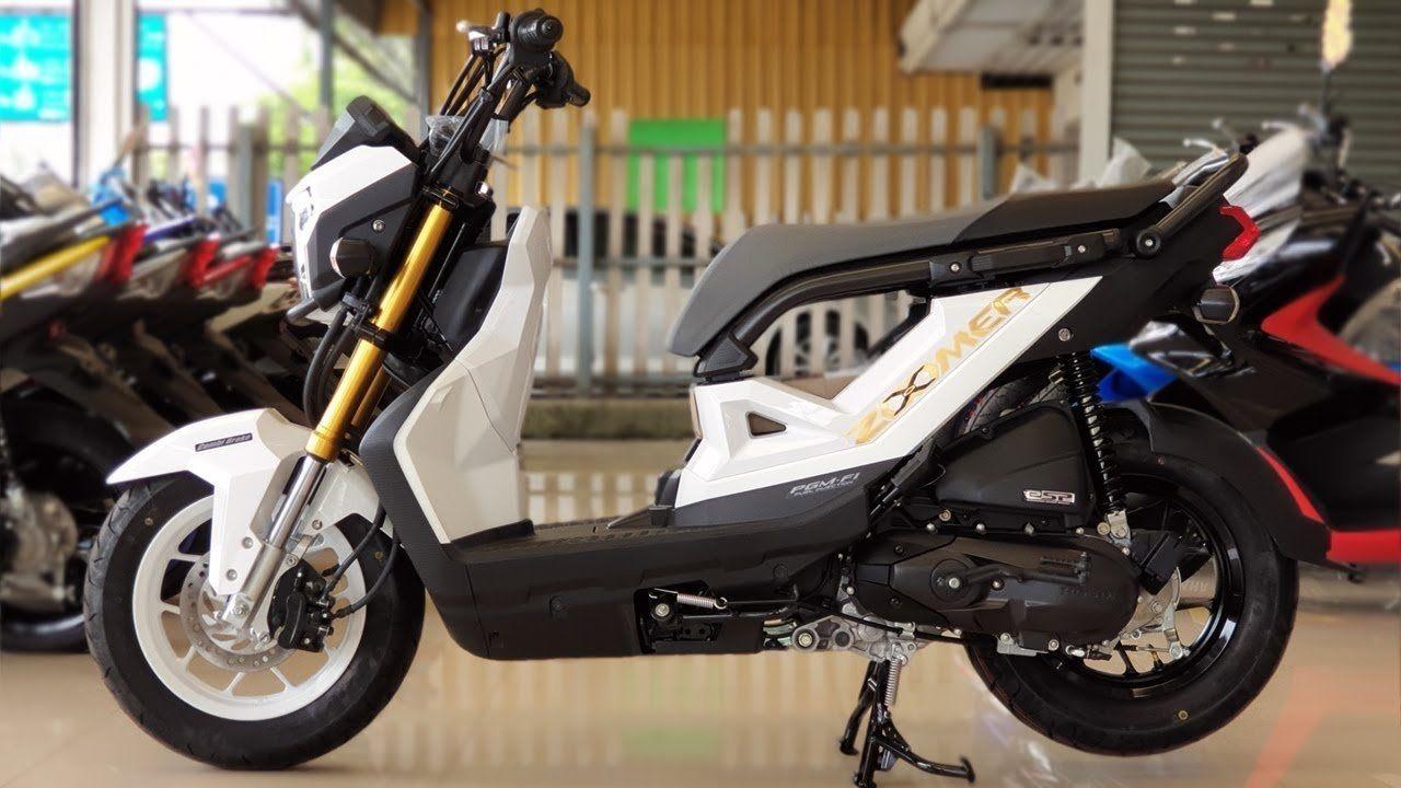 Honda Zoomer X 2020 Philippines in 2020 Honda, Concept