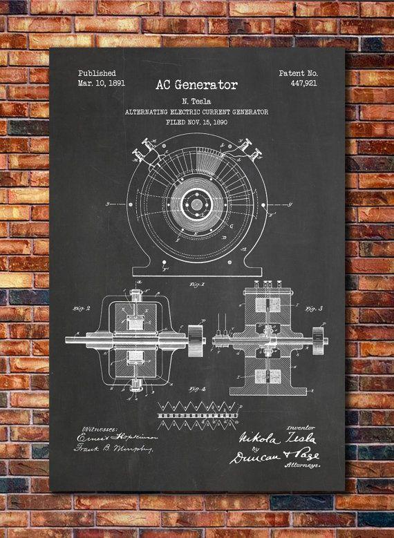 Tesla offgrid generator