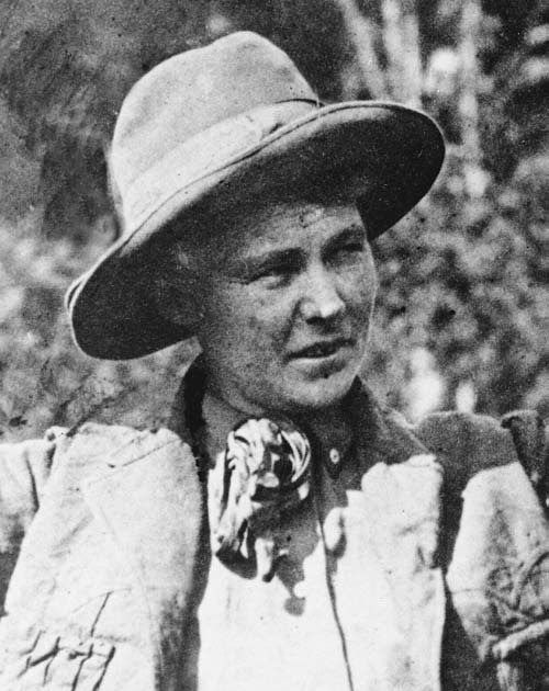 Delia Akeley