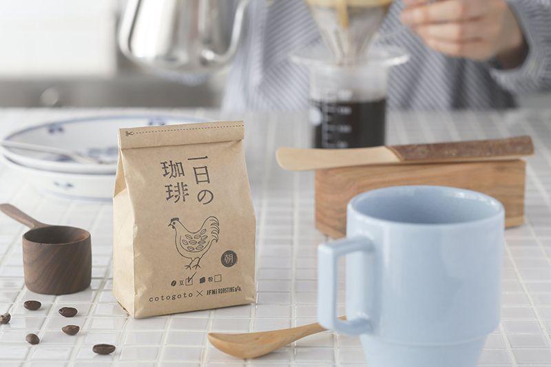 人気雑貨店 Free Design と Cotogoto のオリジナルブレンドコーヒーができました キナリノ パケ買い コーヒー コーヒーギフト