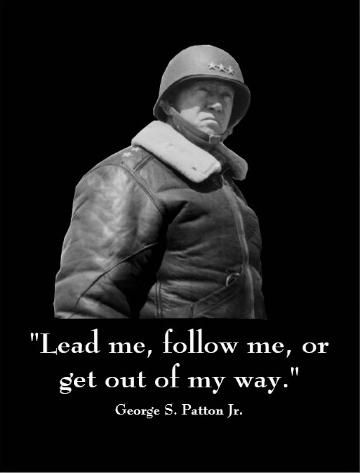 Famous Military Quotes Gengeorge Spatton Jr Military Humor  Pinterest  Leader .