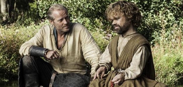 Tyrion Lannister e Mormont