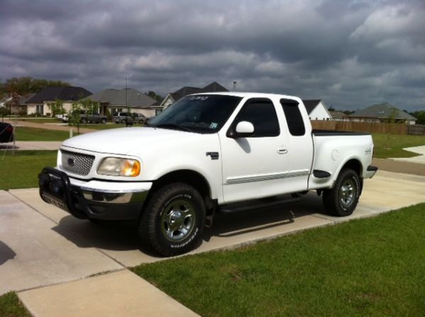 1999 f150 4x4 expired 1999 ford f150 4x4 pickup truck for sale in new orleans tint. Black Bedroom Furniture Sets. Home Design Ideas