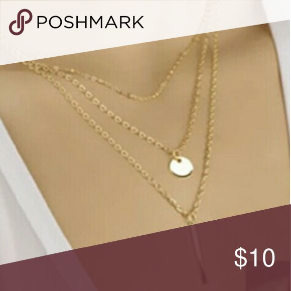 SALE!!! Nwt multi layer necklace Cute necklace  Discount on bundles Jewelry Necklaces