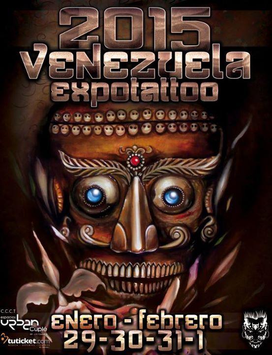 Cresta Metálica Producciones » La Mujer Vampiro y Kala Kaiwi estrenan sus Récords Guinness en Venezuela Expo Tattoo 2015