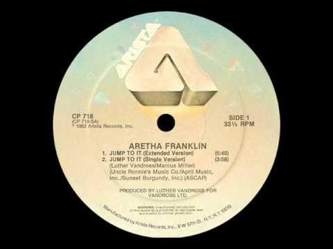 Aretha franklin jump to it lyrics