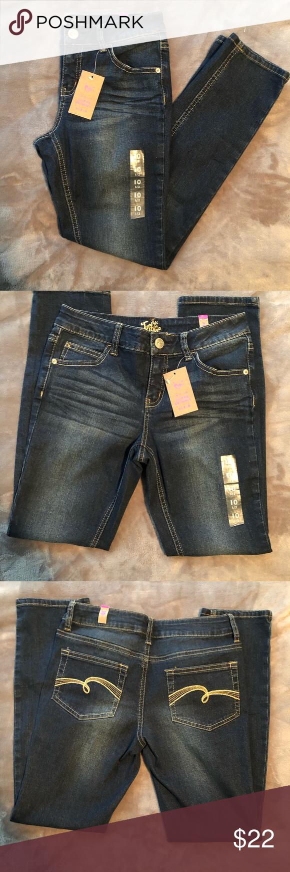 Girls Justice Jeans Super Skinny 10 1 2 Nwt Girls Justice Jeans Super Skinny 10 1 2 Nwt Justice Bottoms Jeans Fashion Clothes Design Super Skinny