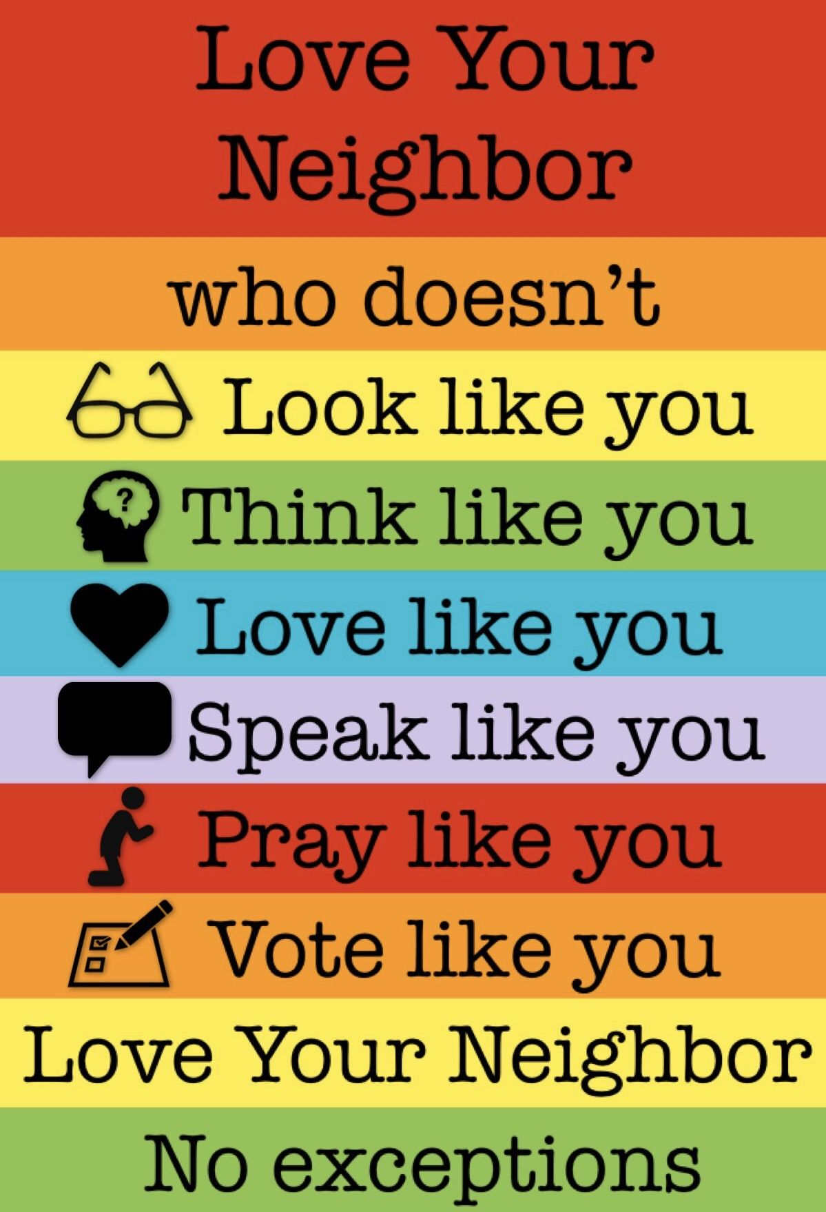Pin By Lucinda Greenway On Politics Current Events Love Your Neighbour Neighbor Quotes Love Yourself Quotes