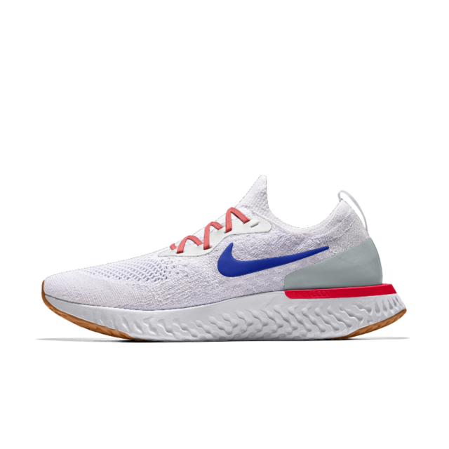 Calzado de running para hombre Nike Epic React Flyknit. Nike