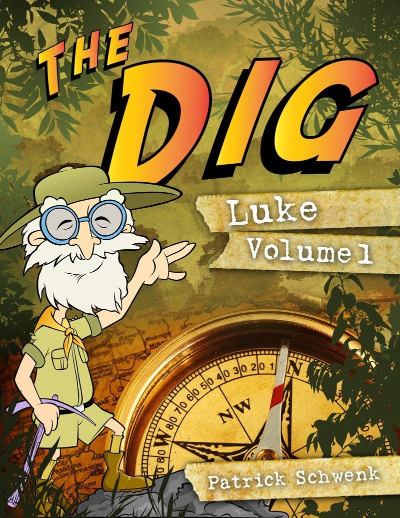 The Dig for Kids: Luke Vol. 1 by Patrick Schwenk ($3.62) http