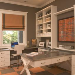 Superior Home Office Craft Room Design, Pictures, Remodel, Decor And Ideas   Page 2