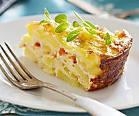 This Farmer's Breakfast Casserole Is So Easy And Incredible, It Will Make Getting Up In The Morning A Breeze!