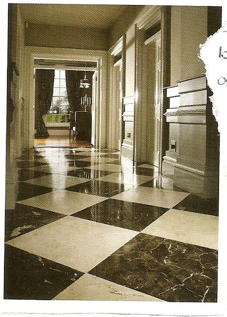Nice to know that this flooring can work in a darker scenario. Gloss is important for light
