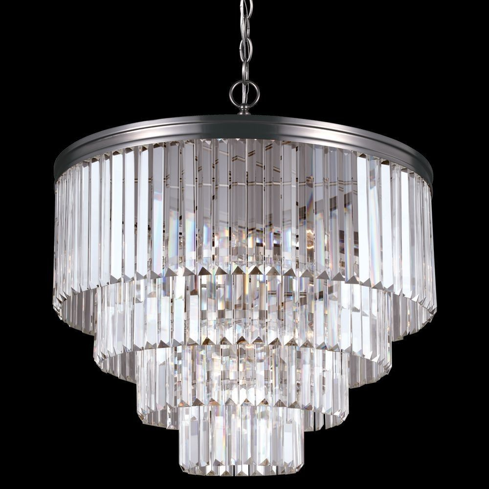 1STOPlighting.com | Carondelet - Six Light Chandelier Large $798