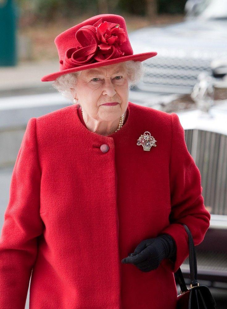 Queen Elizabeth II Photos Photos Queen Elizabeth visits
