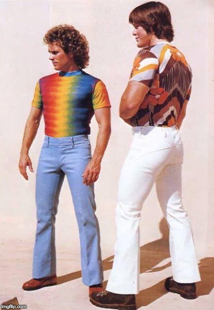 Mode Bunte Kleidung 70er Jahre Gute Grunde Warum Die Mode Der