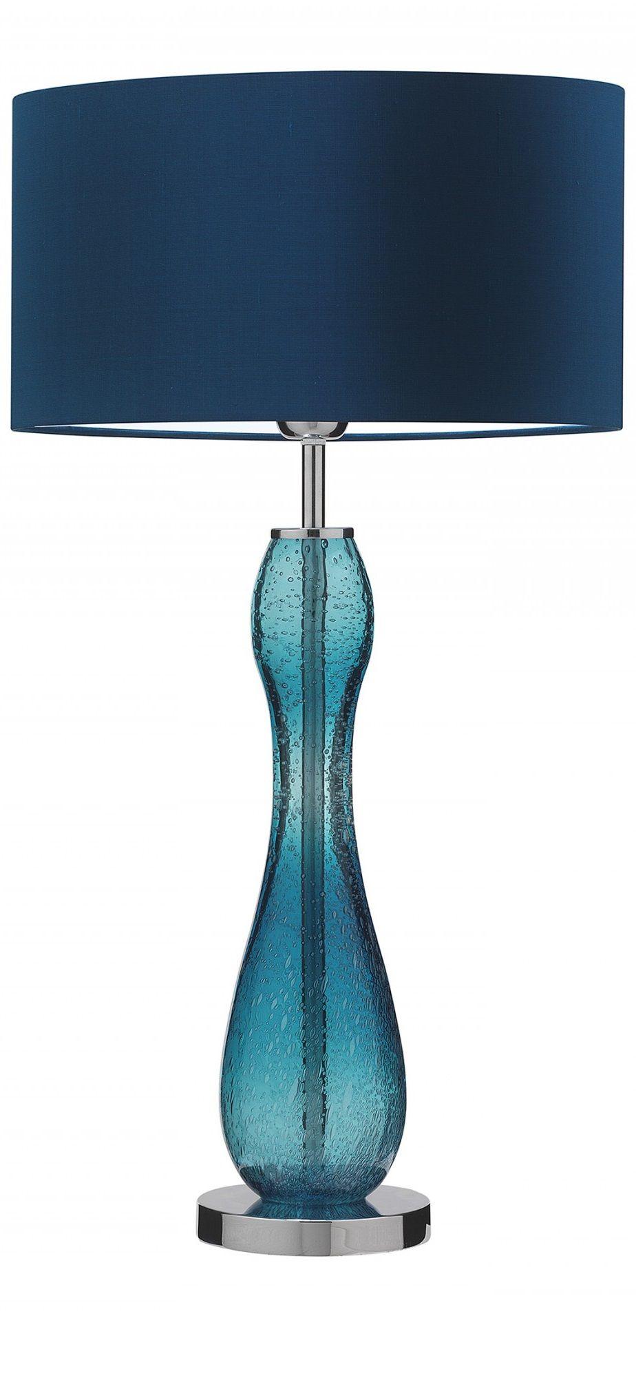 Blue modern table lamp -  Blue Blue Table Lamp Table Lamps Modern Table Lamps Contemporary Table