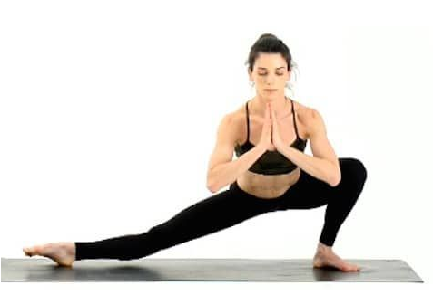 how to get wider hips with yoga in 2020  yoga poses cow