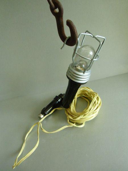 Oldtimer Handlampe Zigarettenanzunder Lampe Lampe Beleuchtung Zigarettenanzunder