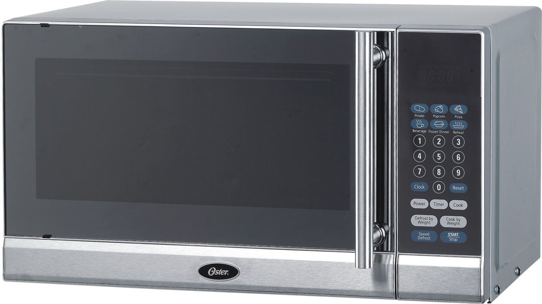 Oster Ogg3701 0 7 Cubic Foot Microwave