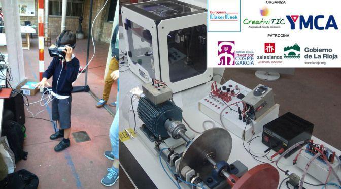 Vídeo de European Maker Week