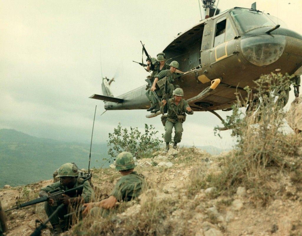 marine huey helicopter vietnam | The Vietnam War in High Definition