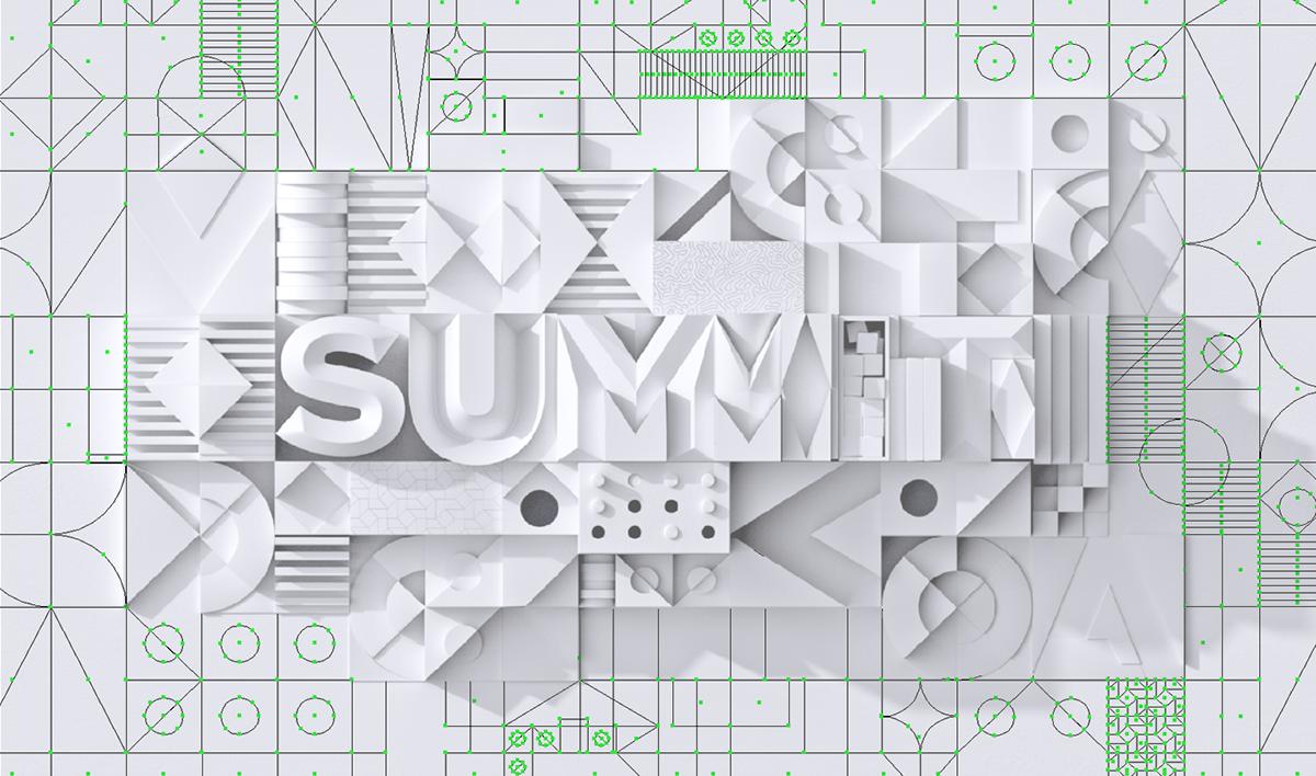 Adobe Summit 2018 The Digital Marketing Conference Identity 3d  # Muebles Kowalczuk