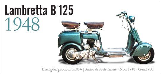 """Résultat de recherche d'images pour """"Lambretta B"""""""