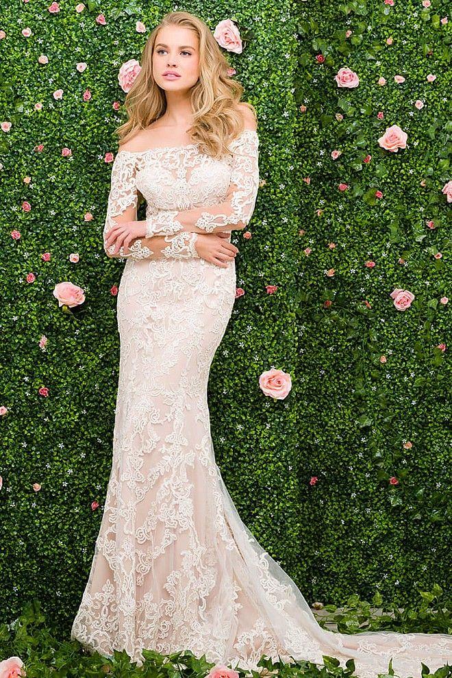 wedding dress us lace ivory