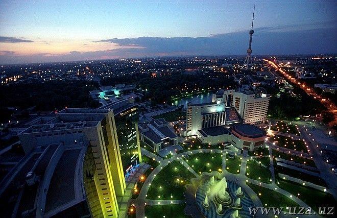 Night in Tashkent, Uzbek | Uzbekistan in 2019 | Places to go
