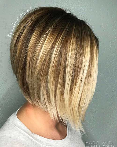 Must See Latest Bob Hairstyles For 2017 Boby Krótkie