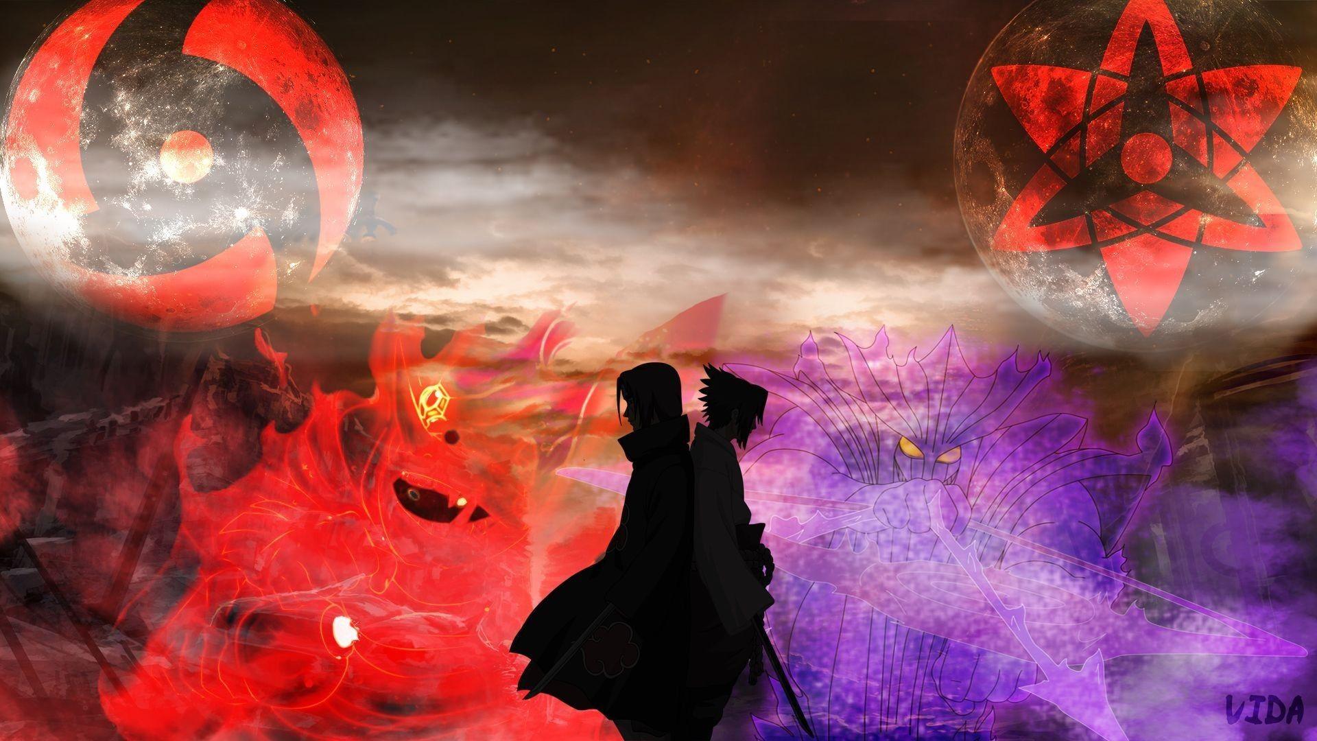 Sasuke Iphone Wallpaper Sasuke And Itachi Itachi Uchiha Itachi