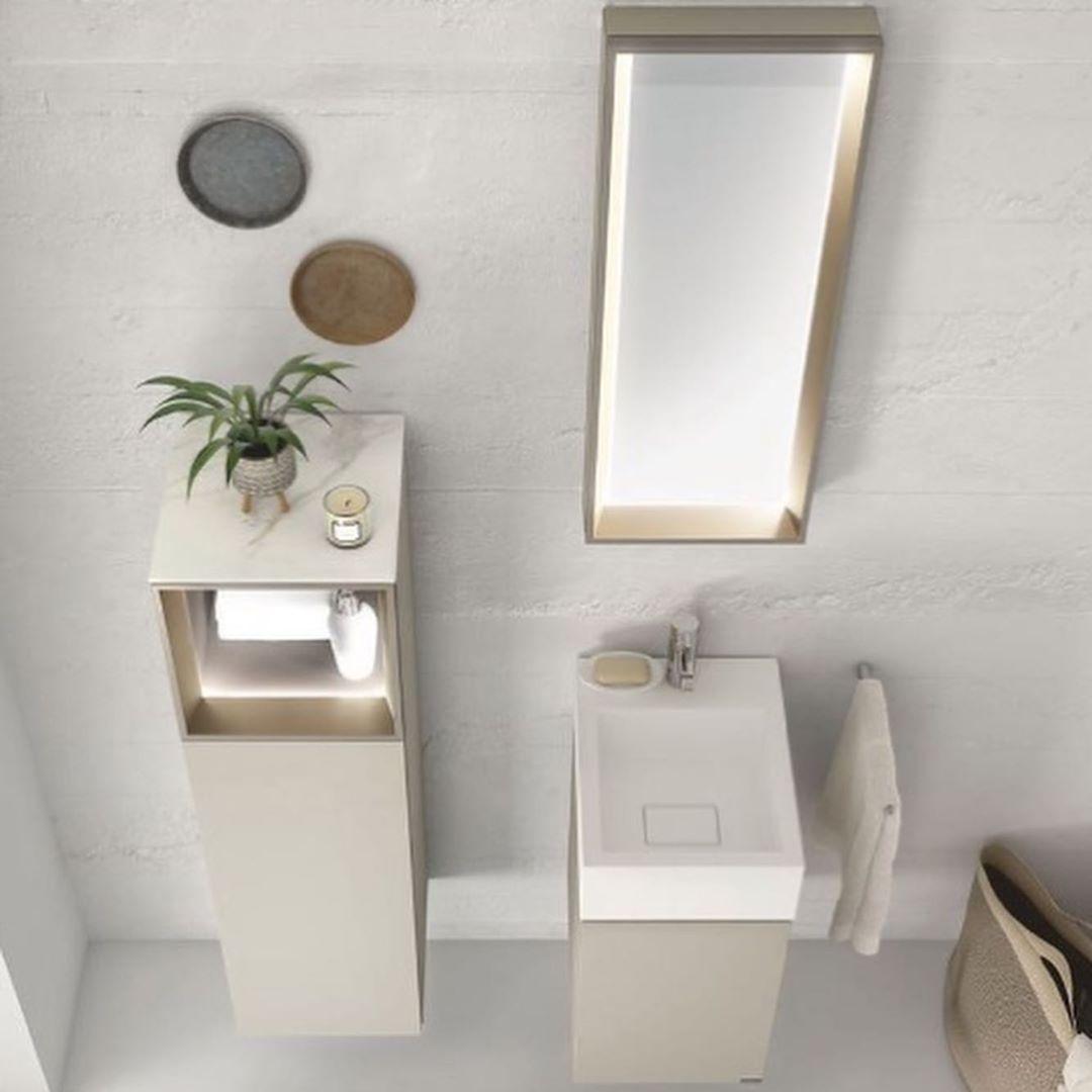 Perfekt Auch Fur Kleine Bader Die Badmobelkollektion Tetrim Von Hulsta Neu Bei Uns Hulsta Hulstatetrim Tetrim Ba Vanity Bathroom Vanity Single Vanity