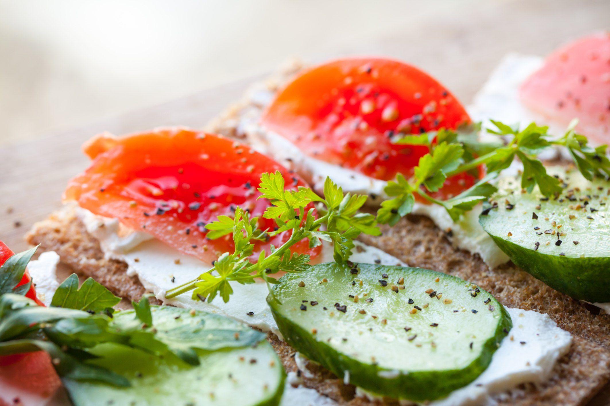 Healthy whole grain snacks healthy