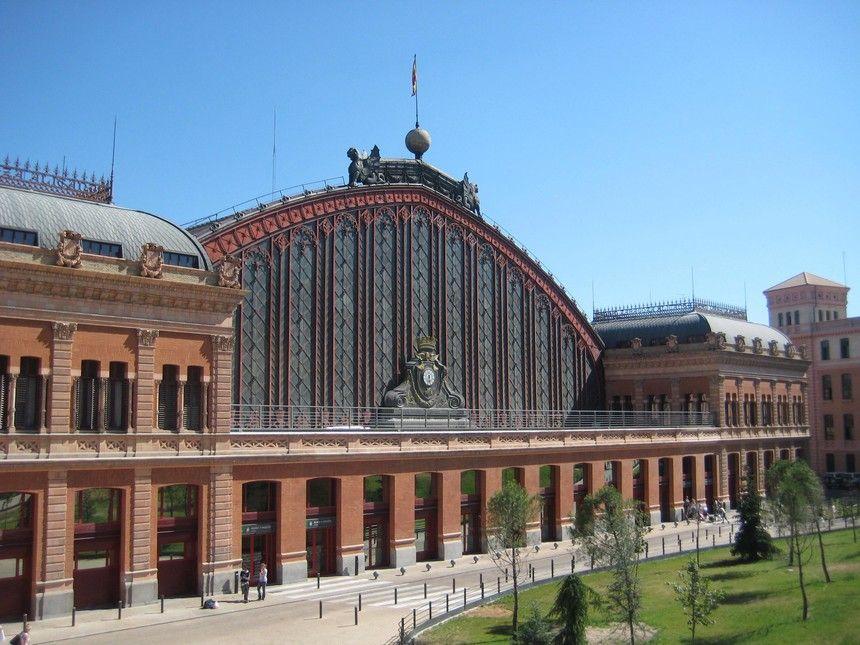 Viajar En Tren Desde El Corazon De Madrid Viajar En Tren