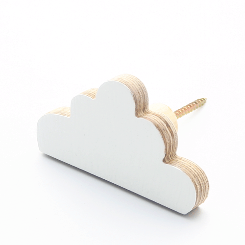 Image Of Cloud Wall Hook Wall Hooks Wall Accessories Wooden Wall Hooks
