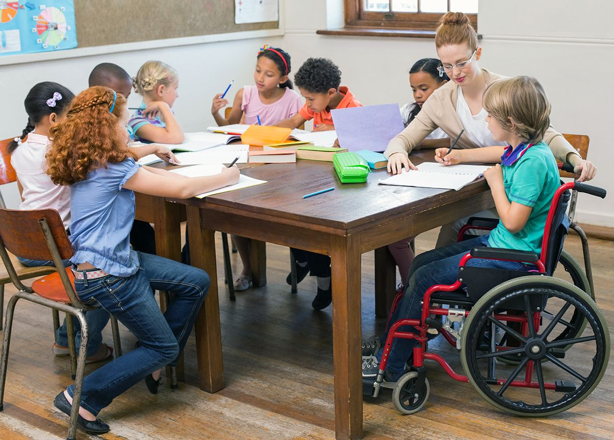 14 ways to help your child with special needs adjust to