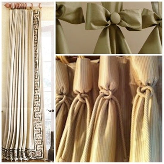 30 styles of new curtains curtain designs 30th and window - Latest curtain designs for windows ...