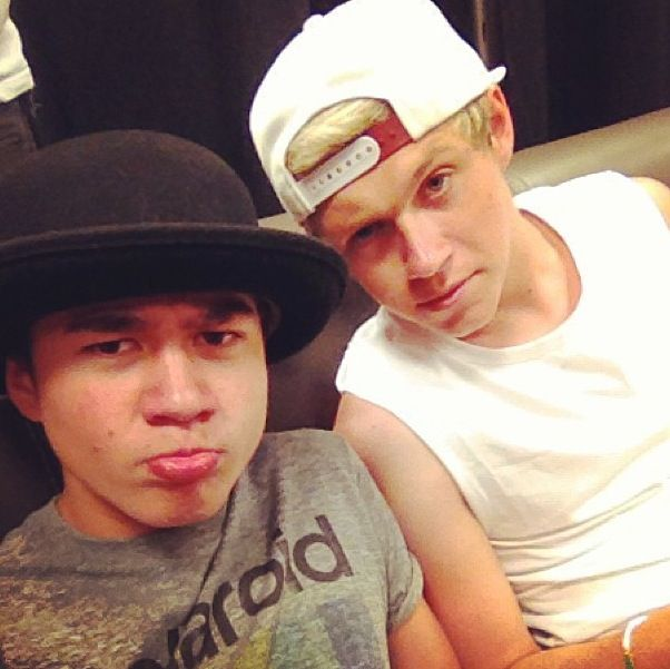 Calum and Niall :)