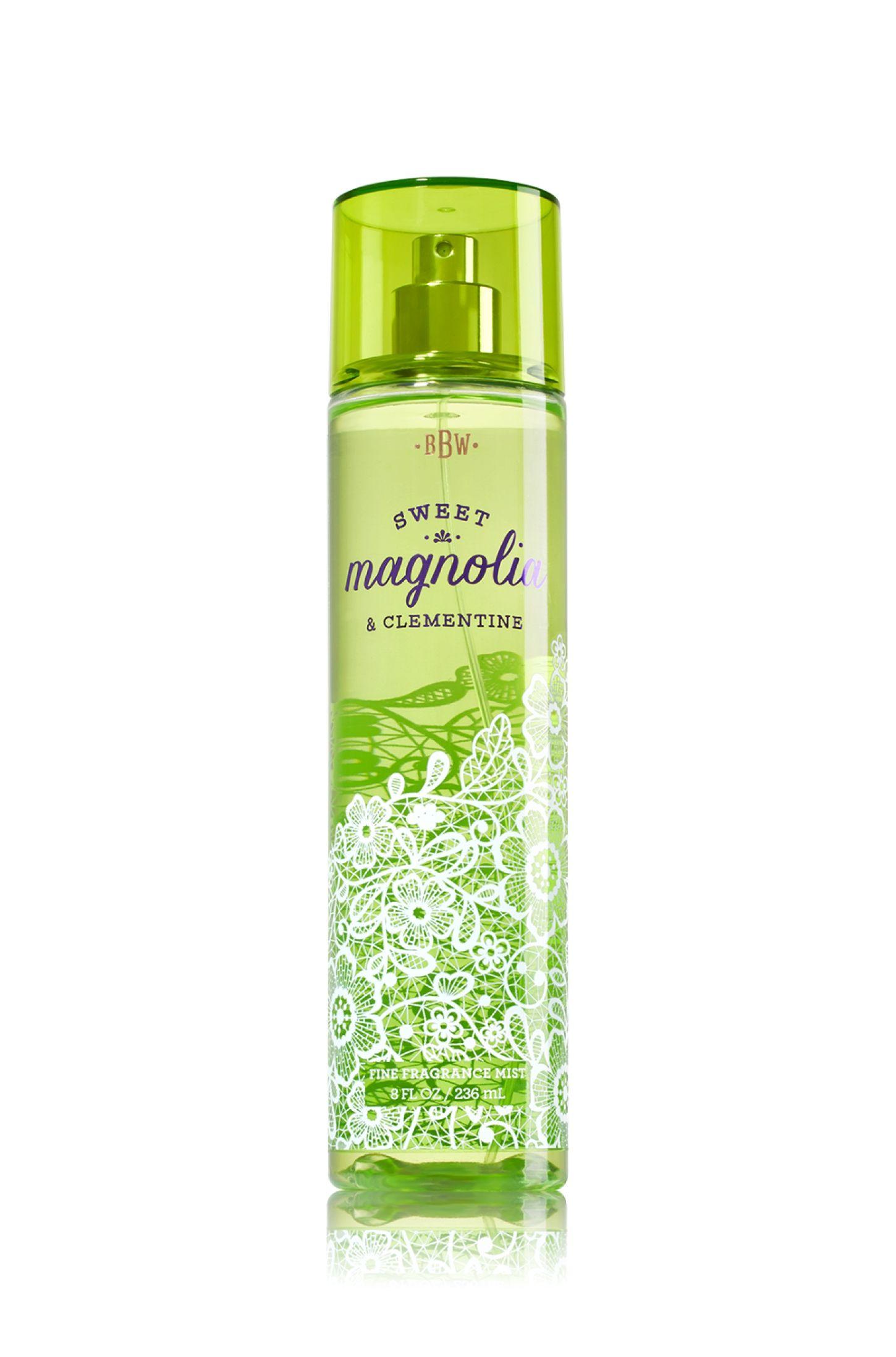 Sweet Magnolia Clementine Fine Fragrance Mist Signature