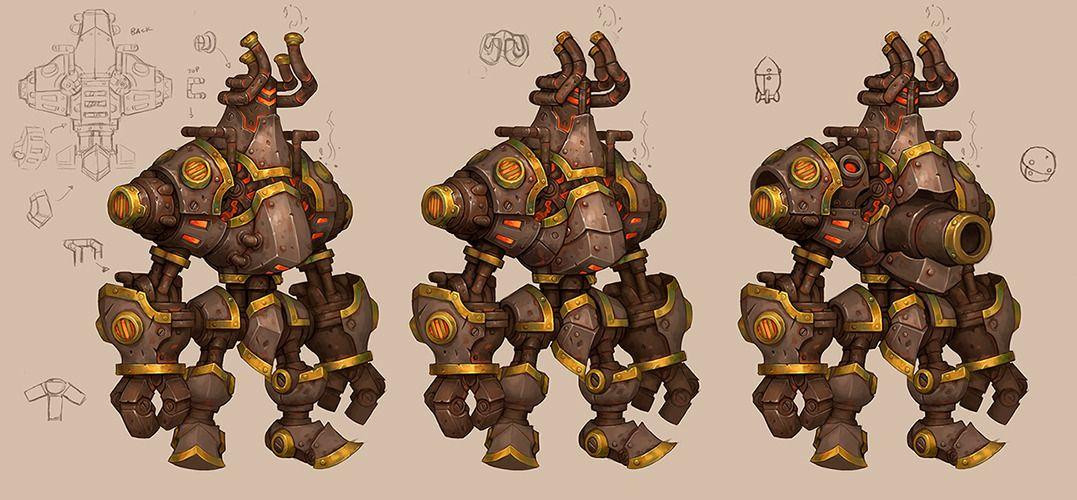 little steampunk robot - Google zoeken