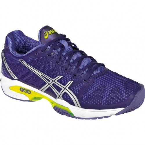 Asics GEL-Solution Speed 2 Clay Court Womens Tennis Shoes ...