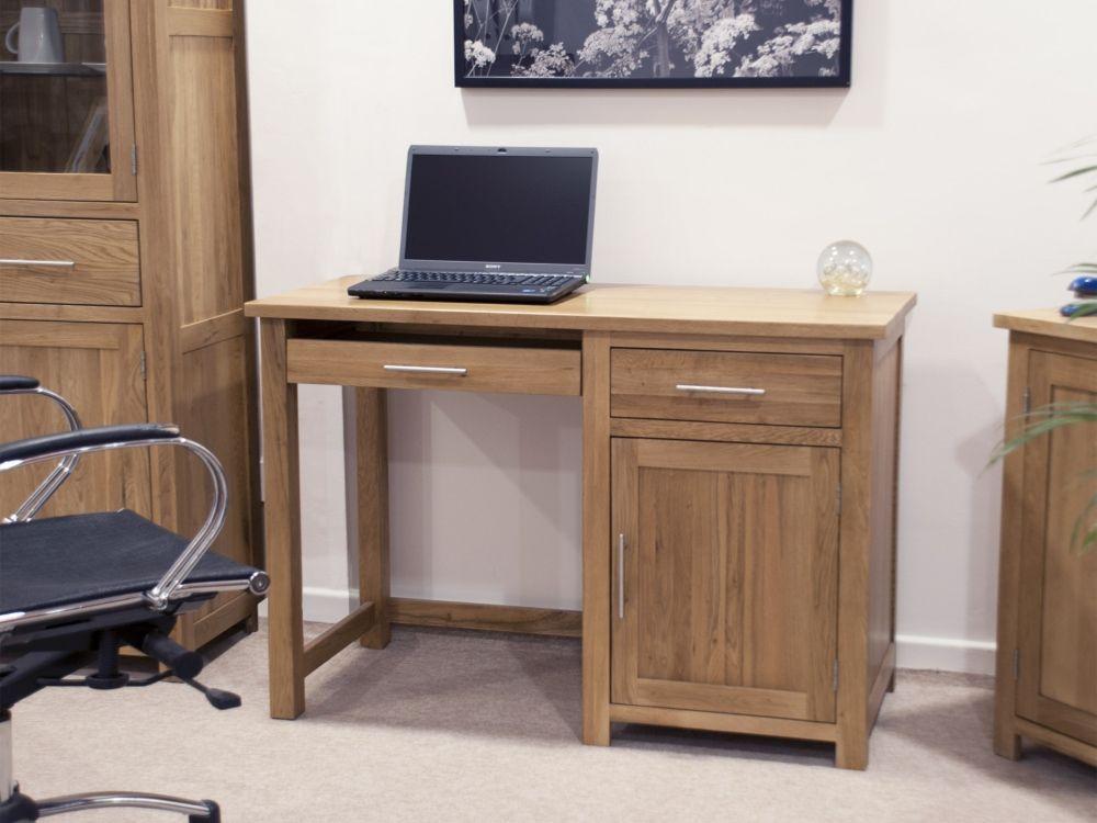 Eiche Massiv Büromöbel | Schreibtisch | Pinterest